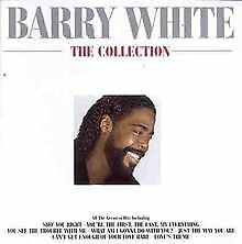 The Collection by White,Barry   CD   condition acceptable