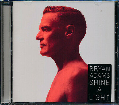 Bryan Adams Shine a Light CD NEW