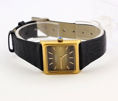 1960's ROAMER Ladytop mechanical Swiss made women's gold plated watch. MST 468