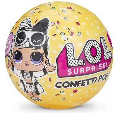 [L.O.L Surprise] Confetti Pop Series 3 Wave 2 Snuggle Babe LOL Surprise Original