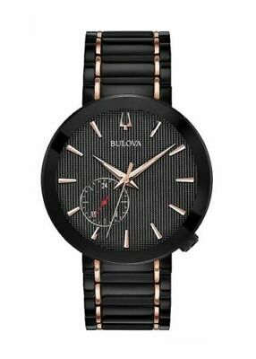AUTHORIZED DEALER Bulova 98A188 Men's Two Tone Stainless Steel 42mm Watch