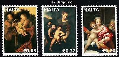 Malta 2011 Christmas Complete Set  Unmounted Mint