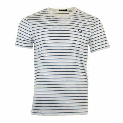 M3600 XXL ONLY RRP £60 Fred Perry Polo T- Shirt F79 Ecru // Verde // Black