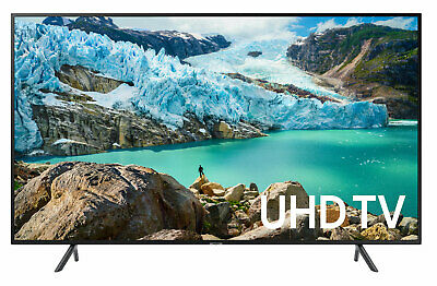 "New Samsung - Series 7 55"" RU7100 4K UHD TV - UA55RU7100WXXY"