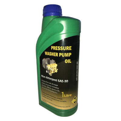 Pressure Washer Non Detergent Nd Pump Oil For Karcher Cat Kranzle Nilfisk Alto