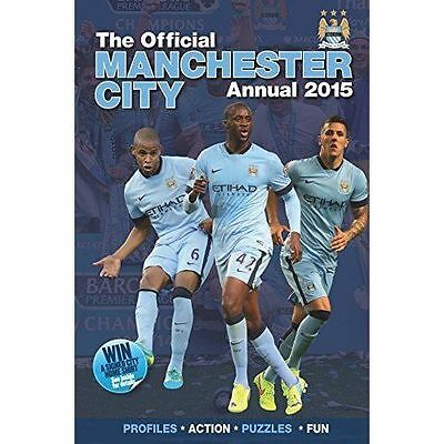 Official Manchester City FC 2015 Annual (Annuals 2015), Harry Styles , Acceptabl