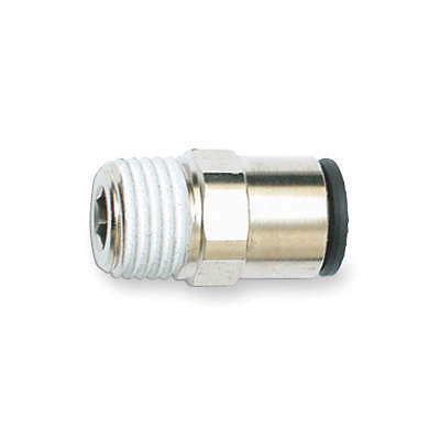 10 x LOT Push-to-Connect Fitting Adapter 12 mm Tube OD 3/8 NPT Male Legris 4GWJ4