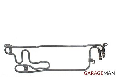 2000-2006 MERCEDES-BENZ W220 S430 S500  POWER STEERING OIL COOLER LINES