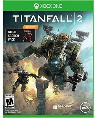 Titanfall 2 with Bonus Nitro Scorch Pack - Microsoft Xbox One