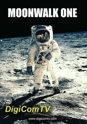 Moonwalk One: Flight Of Apollo 11 (DVD Used Very Good)