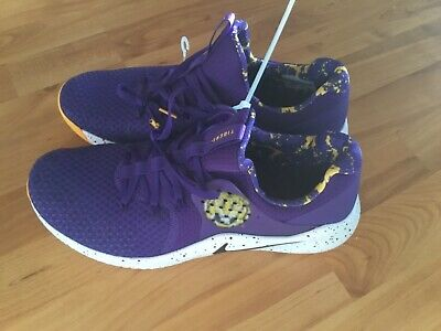 47672da65f983 New LSU Tigers Nike Free TR8 Sneaker s 2018 Release Men s Shoes (size 10.5)