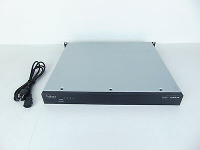Sony IPELA SNT-RS1U 4-BLADE VIDEO SURVEILLANCE STATION with 2x SNT-EX154