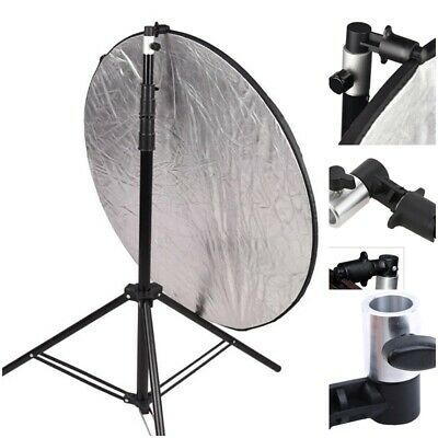 Light Stand Reflector Clip Quality Photography Studio Background Clip Durable LV