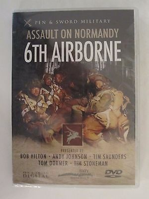 Assault on Normandy - 6th Airborne - 100 minute DVD, WWII