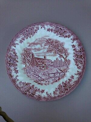 Vintage Plate Made in England