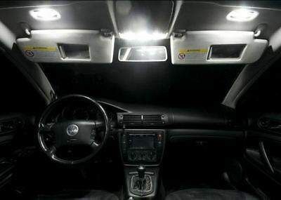 6x LED Interior Set for VW Golf 5 6 7 Passat 3C B6 B7 CC Jetta 6500K