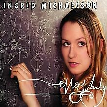 Everybody by Michaelson,Ingrid | CD | condition acceptable