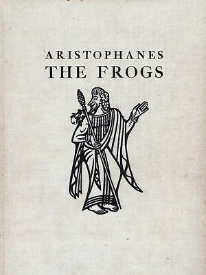 John Austen / LIMITED EDITIONS CLUB The Frogs by Aristophanes 1937