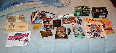 Loot Crate/Nerd Block Lot of 20+ Different Subscription Box items: