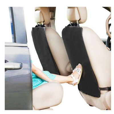 Car Seat Back Cover Protection Mat Kids Anti-Kick Clean Pad Waterproof Durable
