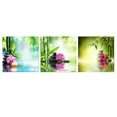 Canvas Print Wall Art Painting Picture Home Decor Landscape Bamboo Zen Framed