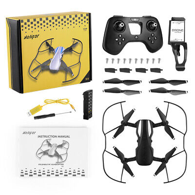 JJRC H68 720P Camera Wifi FPV Drone Altitude Hold APP