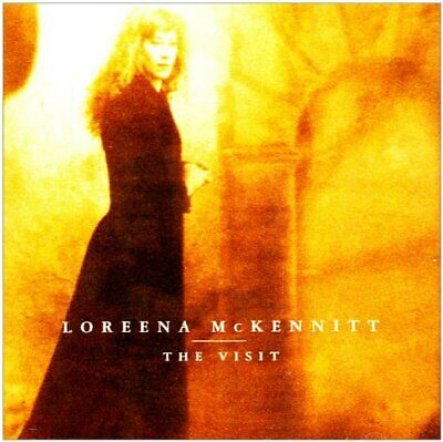 001040 Loreena Mckennitt - Visit -Enhanced- (CD x 1)