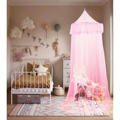 Dome Mosquito Ceiling Princess Bed Curtain European Simple Mosquito Net No Door