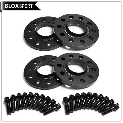 2 Pcs 20MM Wheel Spacers 5X112 To 5X11257.1 CB14X1.5For Volkswagen Audi
