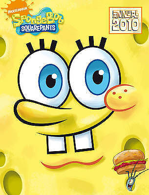 SpongeBob SquarePants Annual 2010, Unnamed ,    Fast Delivery