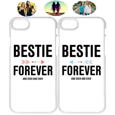 online retailer 0ed6b 95caf BESTIE FOREVER AND Ever Best Friend Phone Case Cover For iPhone X XR 7 8 S9  S10