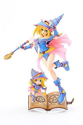 Yu-Gi-Oh! Duel Monsters Black Magician Girl with Chibi Brahman Girl Figure new