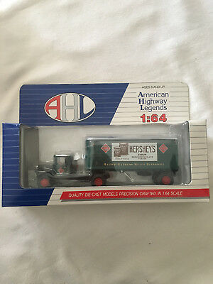 AHL American Highway Legends Hershey's Syrup Railway Express Motor Trans #L51110
