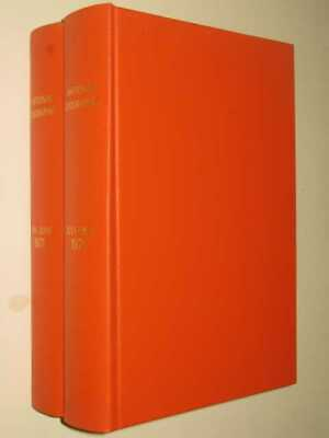 National Geographic Vols 139 & 140: Jan 1971 to Dec 1971 - 1971 Hardcover