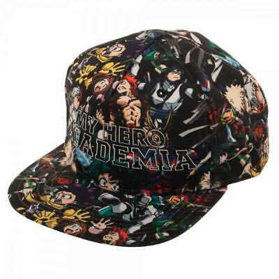 BIOWORLD DUNGEONS & Dragons D&D Patch Red Trucker Snapback Cap Hat