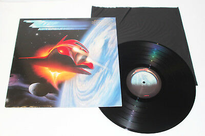 ZZ Top Afterburner Gold Promo LP 1985 Warner Bros 25342 - Vinyl Record Album