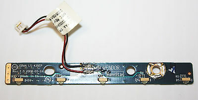 LS-430CP Toshiba Qosmio X305 Laptop LED Board with Cable