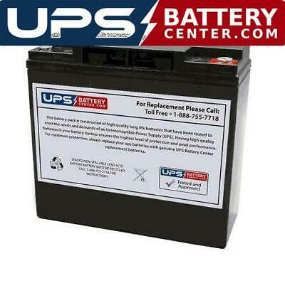 ESG 6FM17 12V 17Ah Replacement Battery