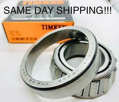 "15245 1-1//4/"" Tapered Roller Bearings Set A43 15123"