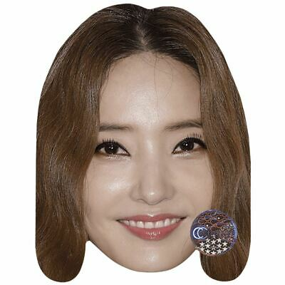 4b3c4c07050 HAN GA-IN (SMILE) Celebrity Mask, Card Face and Fancy Dress Mask ...