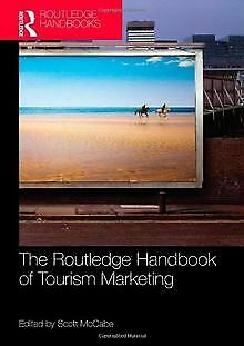 The Routledge Handbook of Tourism Marketing (Rou... | Book | condition very good
