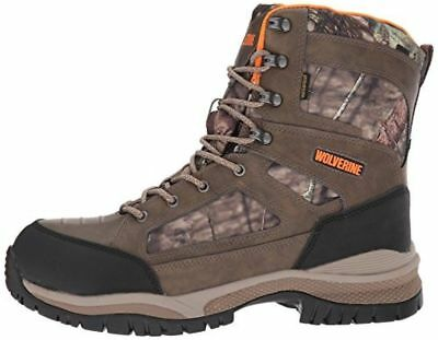 cf211bc6a13 WOLVERINE WORK BOOTS Mens Woodland PeakPlus Insulated Waterproof ...