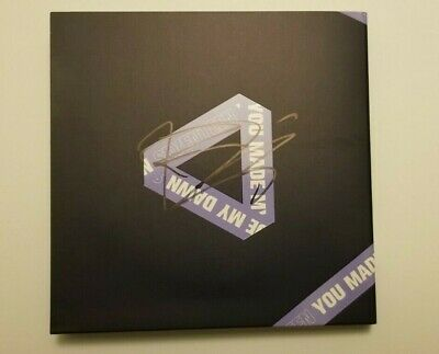 SEVENTEEN You Made My Dawn 6th mini album (Before Dawn Ver) SIGNED by DINO w/PCs