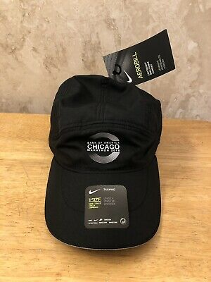 1fa5b942604a6 Nike Bank Of America Chicago Marathon 2018 Aerobill Running Hat Jogging  Tailwind