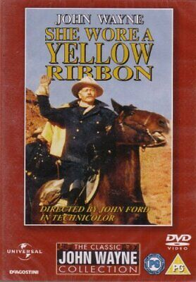 She Wore A Yellow Ribbon (DVD)The 2 Johns: Wayne & Ford