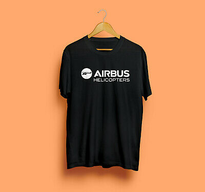 8f891879 Airbus Helicopter Logo Eurocopter Group Crew T-Shirt Unisex Size S M L XL  2XL