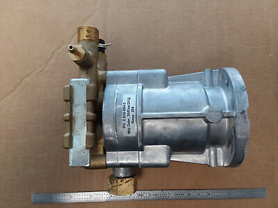 Legacy Water Pump Assembly 2.6 GPM 3000 PSI