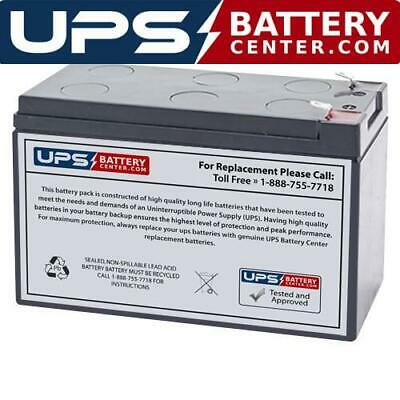 Energy Power EP-SLA6-12 6V 12Ah with F1 Terminal Replacement Battery