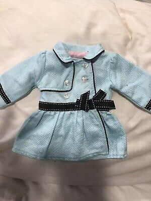 2-3 day priority  NIB NRFB American Girl Grace/'s Travel Coat Girl of the Year