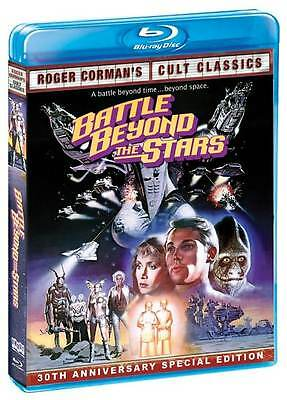 Battle Beyond the Stars (Bambi Allen) Region A BLURAY - Sealed